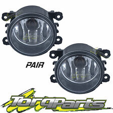 FOG LIGHTS PAIR SUIT FG FALCON FORD 08-14 LAMPS SPOT DRIVING FOGLAMPS