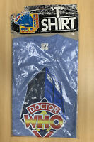 Doctor Who Vintage T-Shirt Doctor Who USA Tour 1986 New in original packaging