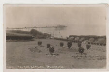 RP The New Gardens and Pier Hunstanton Norfolk 1922