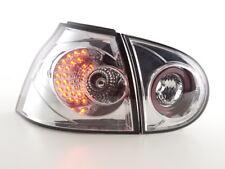 Led Rückleuchten VW Golf 5 Typ 1K Bj. 2003-2008 chrom für Rechtslenker - für
