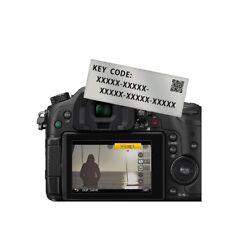 Panasonic Dmw-sfu1gu Upgrade Aggiornamento V-log per Gh4 Gh5 Fz2000