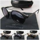 Aviator Men Women Retro Sunglasses Unisex Fashion Matte Eyewear Carrera Glasses