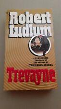 Trevayne by Jonathan Ryder and Robert Ludlum (1992, Paperback)