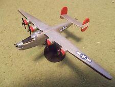 Built 1/144: American CONSOLIDATED B-24J LIBERATOR Bomber Aircraft USAAF