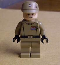 Lego Star Wars Imperial Officer Figur ( beige tan Offizier Soldat Imoerium ) Neu