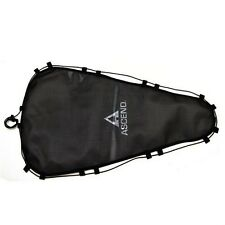 BASS PRO ASCEND KAYAK STERNWELL MESH COVER BLACK 1896046 163159 TG-1216 BOAT