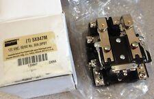 Dayton 5X847M Electrical Power Relay Switch 120 VAC 50/60 Hz 30 Amp DPDT New NOS