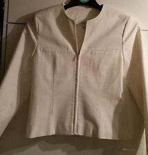 Zip Waist Length Patternless NEXT Coats & Jackets for Women