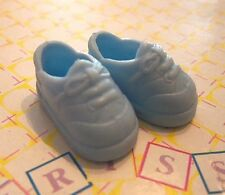 Kelly Chelsea Tommy Ryan Doll No Clothes *One Pair Powder Blue Tennis Shoes* #3