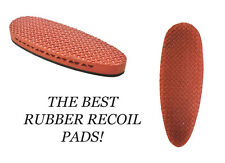 "RP1 Rubber Recoil Pad 0.6"" Thick"