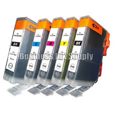 5+ pk Canon PGI-225 CLI-226 Ink MG6110 MG6120 with Chip PGI-225 CLI-226
