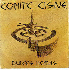 "7"" promo COMITE CISNE dulces horas 45 SPAIN 1985 CARLOS GOÑI REVOLVER"