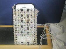 Handmade Women Cell Phone Shoulder Bag Purse For Apple iPhone SE ~Excel # NBX 20