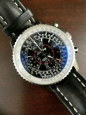 Breitling Navitimer Montbrillant Datora Wristwatch - Awesome!