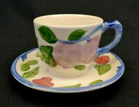Franciscan Orchard Glade Cup and Saucer