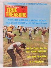 True Treasure Magazine April 1970 Hunting Lost Cattleman's Cache Gold