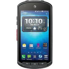 Kyocera Duraforce - E6560 - 16GB - Black (Factory GSM Unlocked; AT&T / T-Mobile)