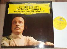 Arturo Benedetti Michelangeli DEBUSSY Preludes Vol.1 - DG 2531 200