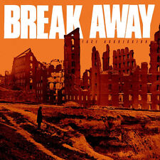 "Break Away - Face Aggression 12"" JUDGE FLOORPUNCH DOWN TO NOTHING RIGHT BRIGADE"