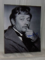 THE TIME MACHINE 8 by10 Glossy Photo SIGNED by Alan Young as David/James Filby