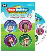 Hearbuilder Collection Pro/Speech/ Language/ Reading