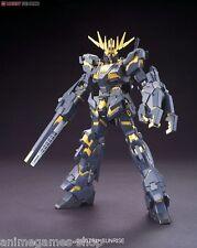 GUNDAM - 1/144 RX-0 Unicorn 02 Banshee Destroy Mode Model Kit HGUC # 134