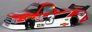 1/10 2014 CHEVY NASTRUCK CLEAR RC TRUCK  BODY  ...#301