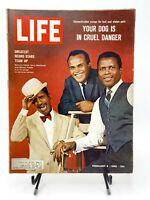 Life Magazine February 4 1966 Greatest Black Stars Team Up