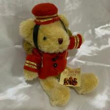 The Teddy Bear Collection Barney The Bell Boy
