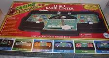 "Marx Toys Casino Royale 11 in 1 Game Center w/36"" Long Gaming Table"