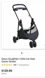 Graco snugride elite carseat carrier.