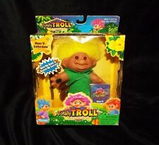 Troll Hans V. Fefferdane, Totally Troll Series 1, Stock #152534 Nib Never opened