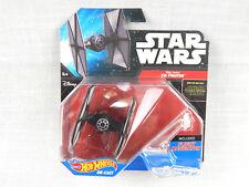 Star Wars:The Force Awakens Die Cast 1st Order Tie Fighter Toy By Hot Wheels NIB