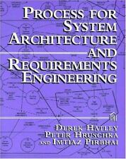 PROCESS FOR SYSTEM ARCHITECTURE AND REQUIREMENTS ENGINEERING - HATLEY, DEREK J./