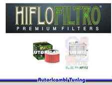 FILTRO DE ACEITE HIFLO HF112 MOTO Honda Quad ATC ES Grande Rojo 250 cc edad: 85