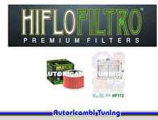 FILTRO OLIO HIFLO HF112 MOTO Honda XR - 500 cc - anni: 1981 - 1985