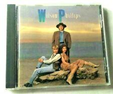 Wilson Phillips -Self Titled- Audio CD Pop/ Soft Rock Music 1990 SBK Records....