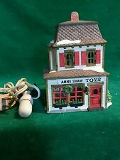 Anne Shaw Toys Department Dept. 56 New England Village D56 NEV