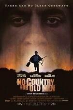 "NO COUNTRY FOR OLD MEN  Movie Poster [Licensed-NEW-USA] 27x40"" Theater Size"