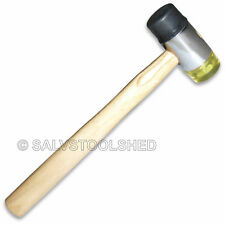 Soft Face Hammer Rubber & Plastic Nylon Heads Double Head Mallet
