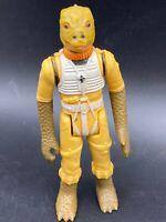 Star Wars Vintage Kenner Original 1980 Bossk Bounty Hunter ~ No Weapon