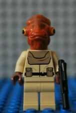 Lego CUSTOM Mon Calamari Officer Star Wars Minifigure BRAND NEW cus258