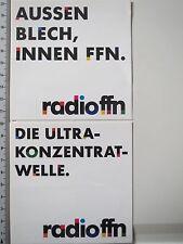 Aufkleber Sticker Radio FFN Spruch (3841)