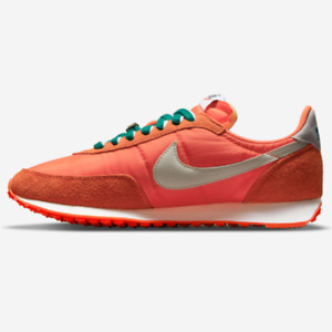 Nike Waffle Trainer 2 S50 Orange US 6~12 Men's Shoes - DH4390 800 Expeditedship
