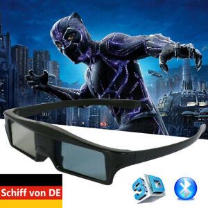 Aktive 3D Brille Blue-tooth für Epson 3LCD Beamer TW9400 TW8200 Samsung 3D TVs