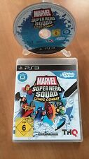 Ps3 Marvel Superhero Squad comic Combat
