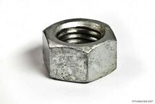 3/8''-16 Hot Dipped Galvanized Finish Hex Nut 50 pcs