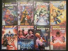 DC Comics Earth 2 Society 1 2 3 4 5 6 7 8 9   NM