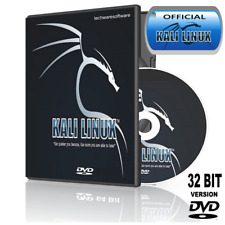 KALI LINUX LIGHT 64bit Bootable CD/DVD Live Operating System Software Utilities