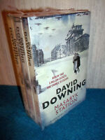 DAVID DOWNING - MASARYK, LEHRTER, POTSDAM STATION - NEW & SEALED 3 BOOK SET